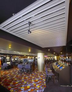 Holland Casino, Nijmegen, Koelplafond 1