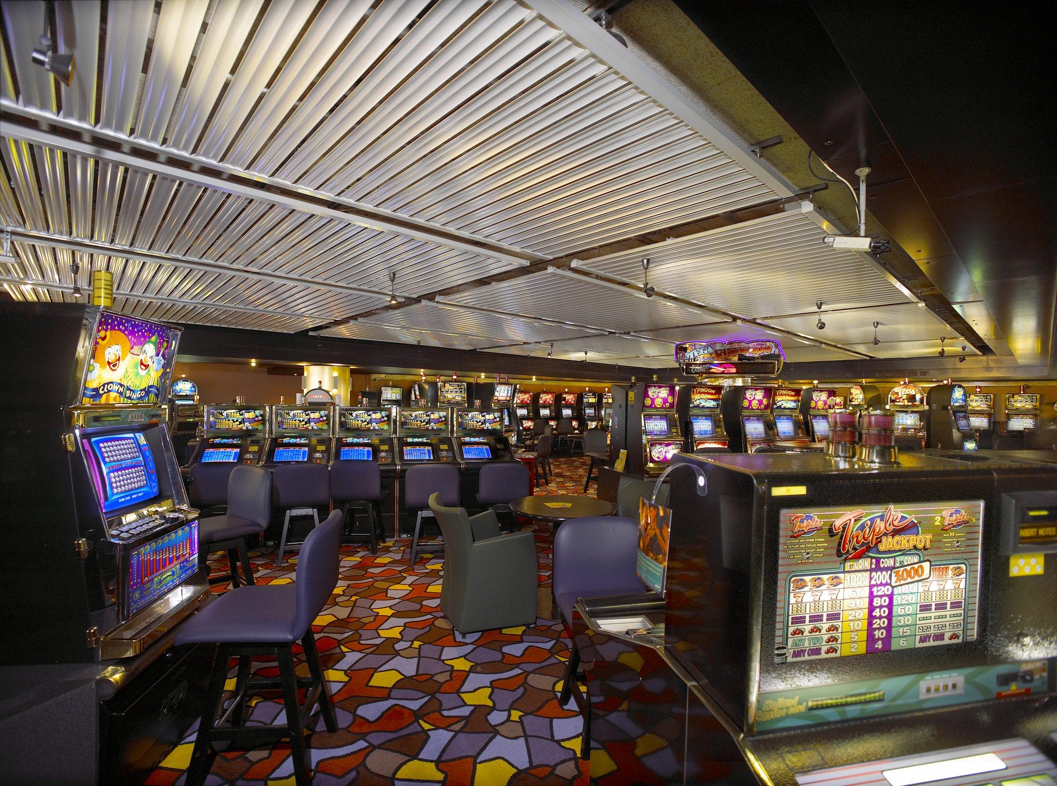 Agenda Holland Casino