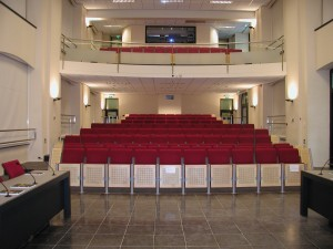 Auditorium Universiteit Maastricht 1