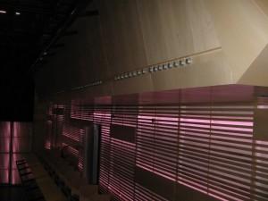 BIM theater, A'dam, nozzles