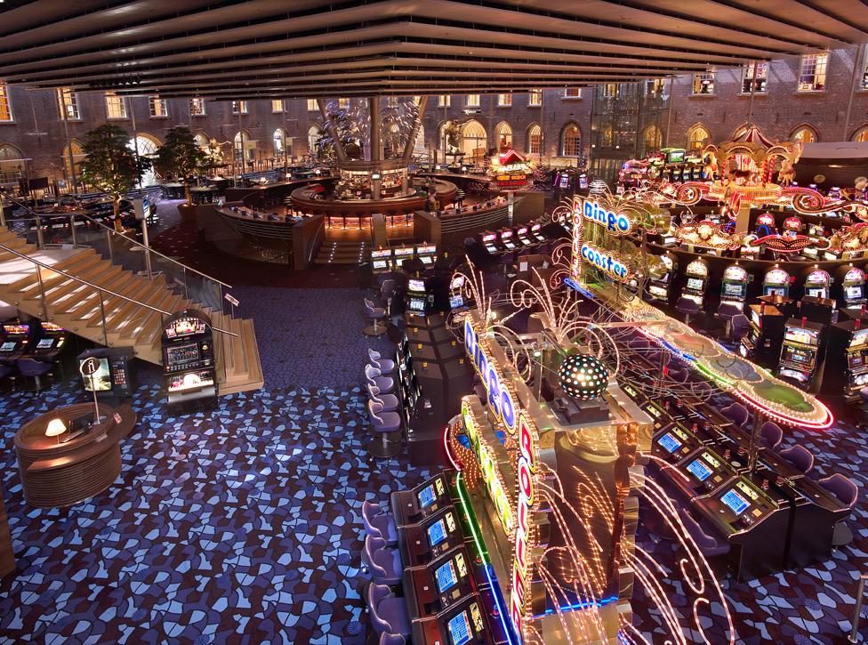 Adres Holland Casino Breda