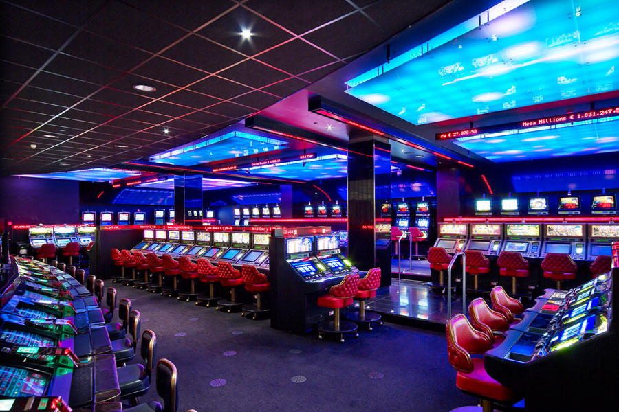 casino in holland