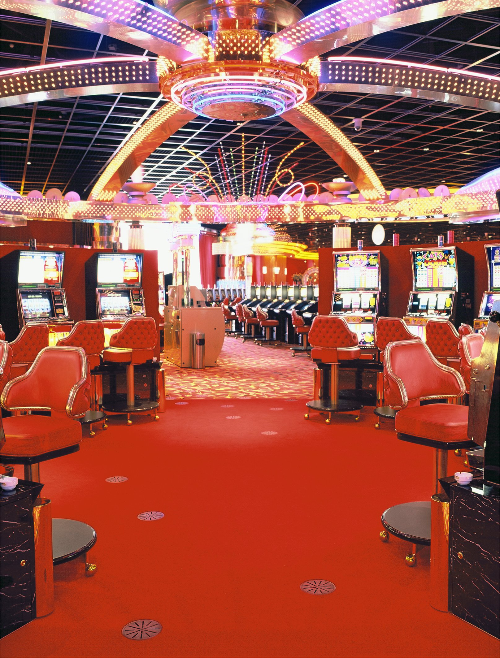 Holland Casino Utrecht Parkeren