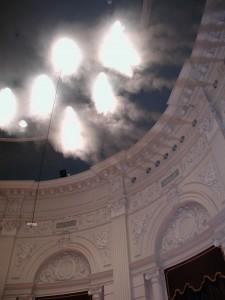 Kleine Zaal, Concertgebouw Dusen rookproef 2