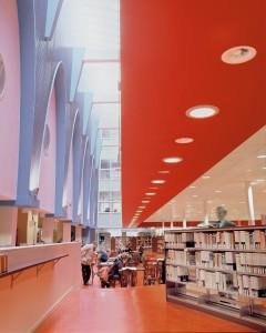 Plafond, wervelroosters