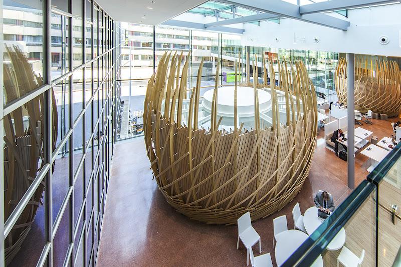 Peek Bv Rabobank Headquarter Utrecht