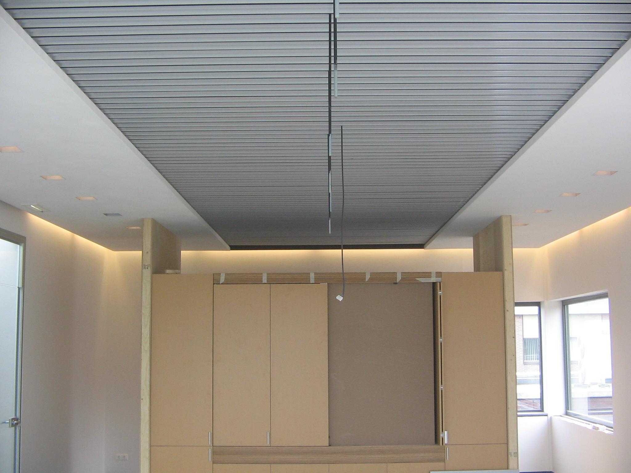 Peek Bv Static Cooling Ceiling System Sks 4 3 Voor