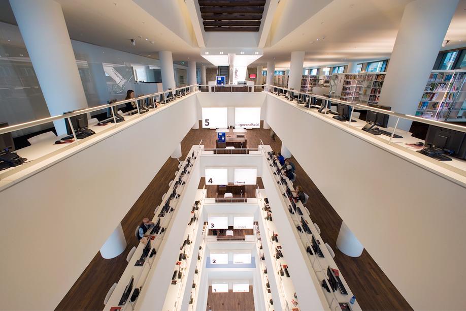 Peek Bv Openbare Bibliotheek Amsterdam