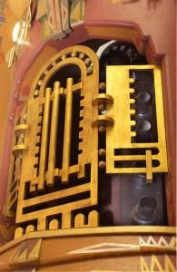 Tuschinski, Grote Zaal, Ornamenten-Dusen 4