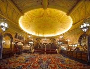 Tuschinski Theater, Amsterdam, entree