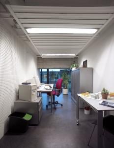 Uni Eindhoven, Bouwkunde, Koelplafond 1