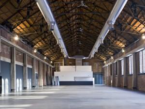 Westergasfabriek, transformator gebouw