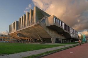 TU Delft auditorium, Delft (2)
