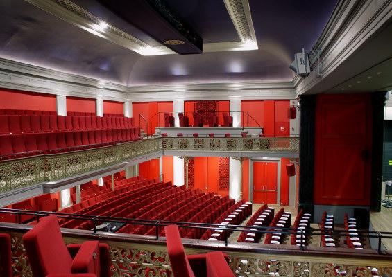 Peek Bv Diligentia Theater Den Haag