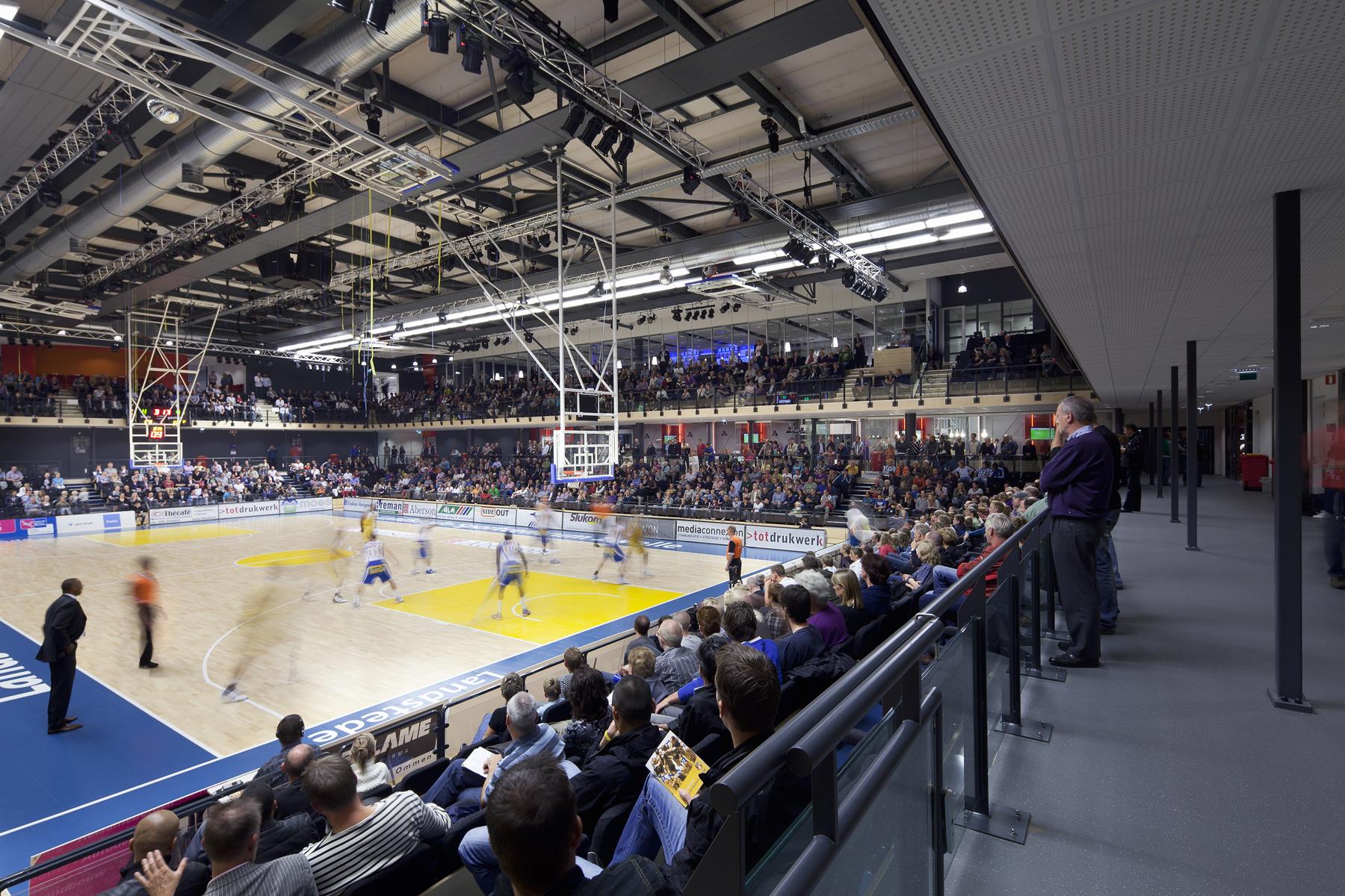 Peek Bv Topsporthal Landstede Arena Zwolle