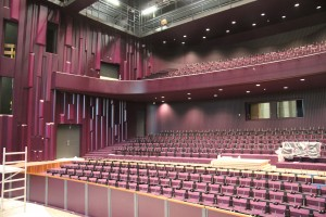Theater-Spijkenisse, grote zaal